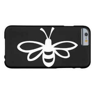 Abeja (monocromática) funda barely there iPhone 6