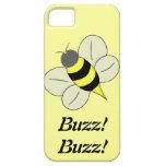 Abeja ocupada iPhone 5 Case-Mate carcasa