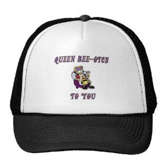Abeja-otch de la reina gorros