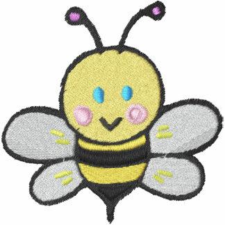 Abeja-otch linda de la abeja del bebé en la manga