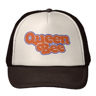 Abeja reina gorras de camionero