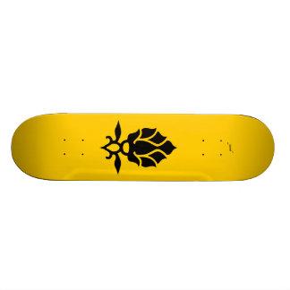 abeja reina tabla de skate