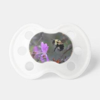 Abeja y Wildflower Chupetes Para Bebés