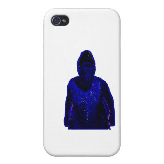 Abejas de griterío iPhone 4 protector
