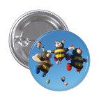 Abejas del globo del aire caliente - pernos del fe pin redondo 2,5 cm