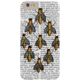 Abejas medievales 2 funda para iPhone 6 plus barely there