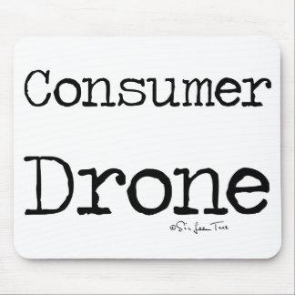 Abejón del consumidor mousepad