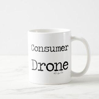 Abejón del consumidor tazas