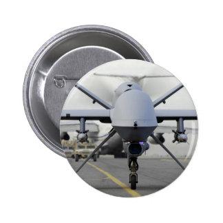 ABEJÓN DEL UAV PIN REDONDO DE 2 PULGADAS