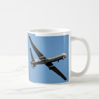 Abejón sin tripulación del UAV Taza Básica Blanca