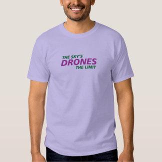 Abejones el límite del cielo camisas