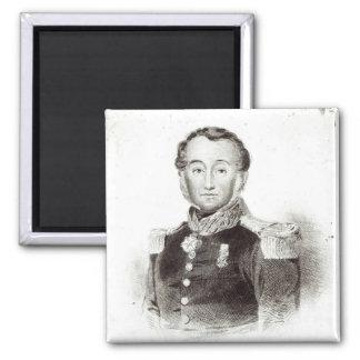 Abel Aubert Dupetit-Thouars Imán Para Frigorifico