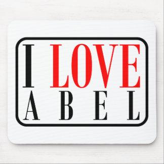 Abel, diseño de Alabama Mouse Pads