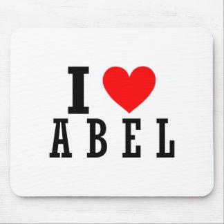 Abel, diseño de Alabama Tapetes De Ratones
