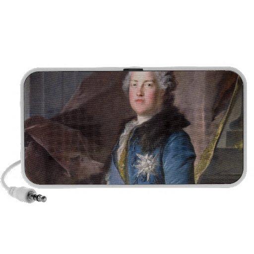 Abel Francois Poisson Marquis de Marigny, 1755 Altavoces