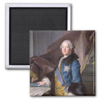 Abel Francois Poisson  Marquis de Marigny, 1755 Magnet