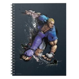 Abel Landing Note Book