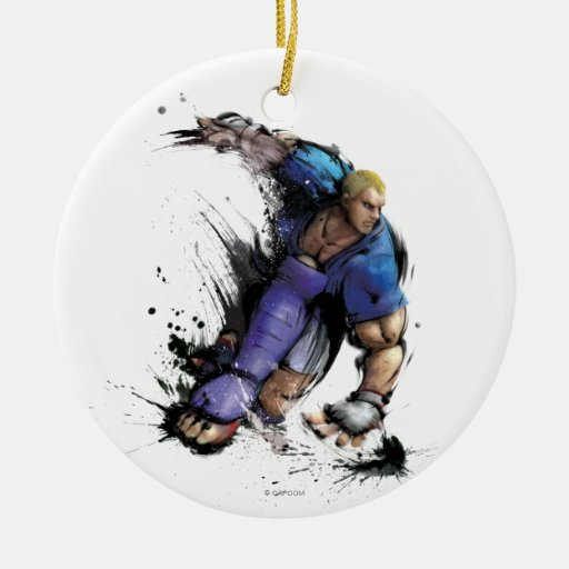 Abel Landing Ornament