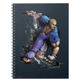 Abel Landing Spiral Notebook