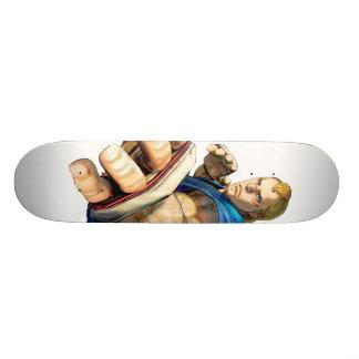 Abel Stance Skateboard Deck