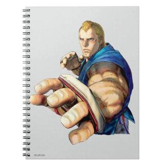 Abel Stance Spiral Notebook