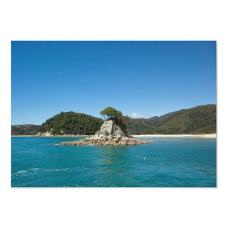 Abel Tasman N.P. Coast Card