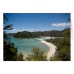 Abel Tasman National Park Greeting Card