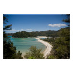 Abel Tasman National Park Poster