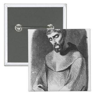 Abelard as monk at Saint-Gildas-de-Rhuys Button