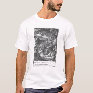 Abelard lecturing in the deserted Champagne T-Shirt