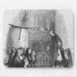 Abelard preaching at Paraclete Mouse Pad