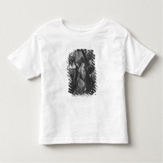 Abelard welcoming Heloise at Paraclete Toddler T-shirt