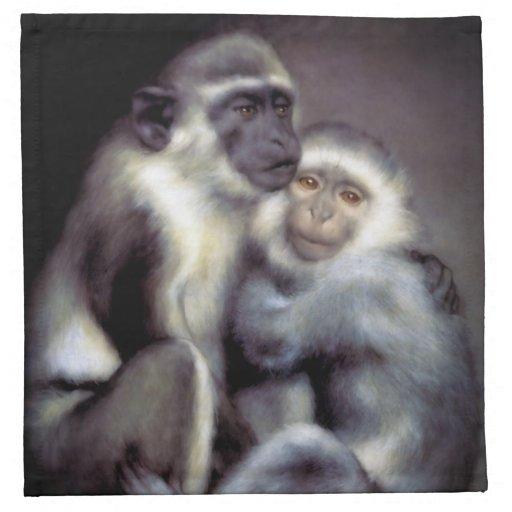 Abelard y Heloise Servilleta