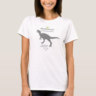 Abelisaurus g5 T-Shirt