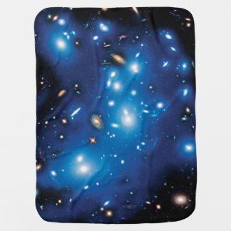 Abell 2744 Pandora Galaxy Cluster Stroller Blanket