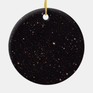 Abell 315 Galaxy Cluster from Wide Field Imager Christmas Tree Ornament