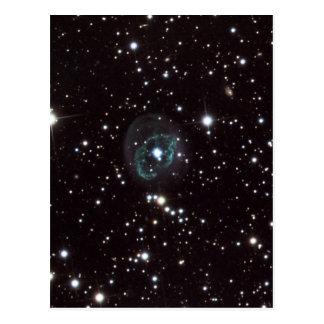 Abell Galaxy Postcard