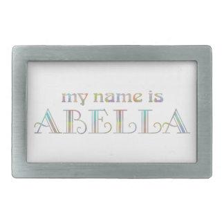 Abella Belt Buckle