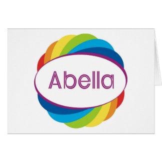 Abella Card