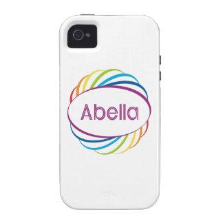 Abella Case-Mate iPhone 4 Carcasa