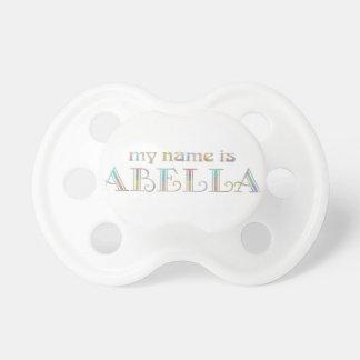Abella Chupete De Bebe
