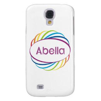Abella Funda Para Galaxy S4