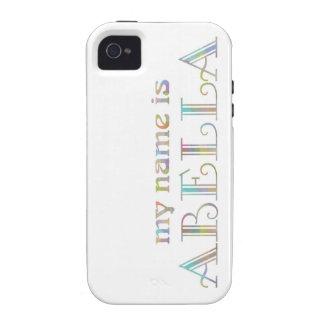 Abella iPhone 4/4S Carcasas