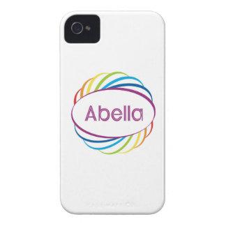 Abella iPhone 4 Case-Mate Cárcasas