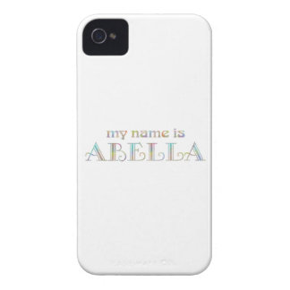 Abella iPhone 4 Case-Mate Cases