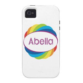 Abella iPhone 4 Fundas