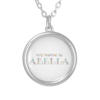 Abella Personalized Necklace