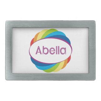 Abella Rectangular Belt Buckles