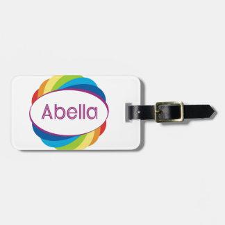 Abella Travel Bag Tag
