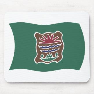 Abenaki Tribe Flag Mousepad